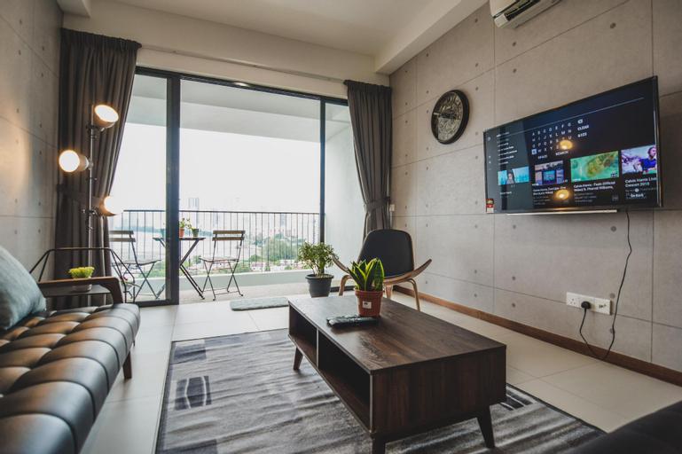 Seaview Apartment, 3BR @Landmark, Georgetown UO, Pulau Penang