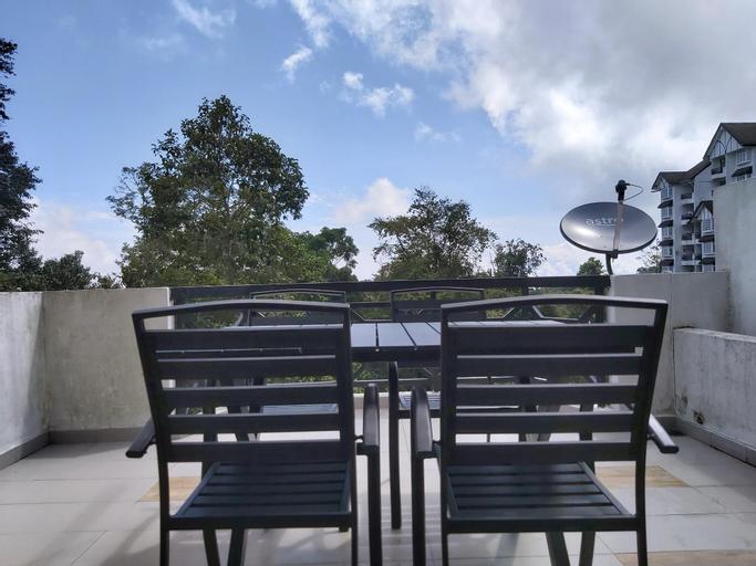FH Comfy Home B121@Silverpark Resort, Raub