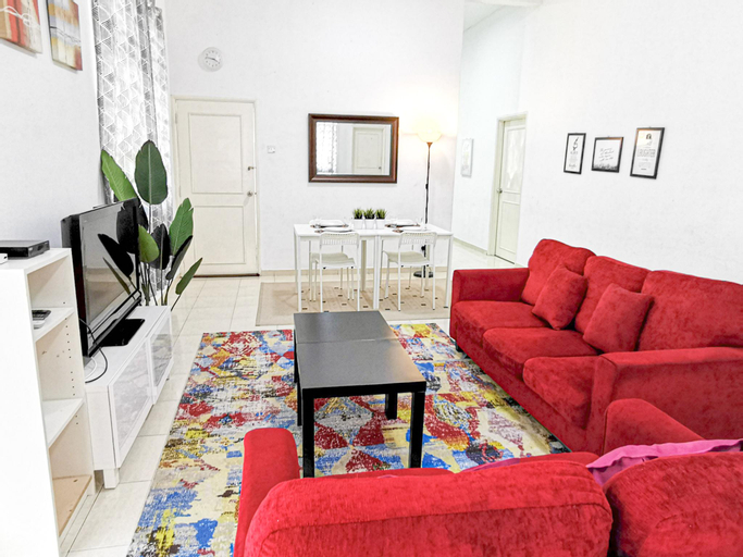 22 Residency Homestay / 4BR / Fully Airconditioned, Seremban