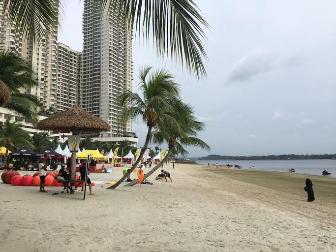 TownCenter DangaBay 10mSingapore/10mLegoland/Beach, Johor Bahru