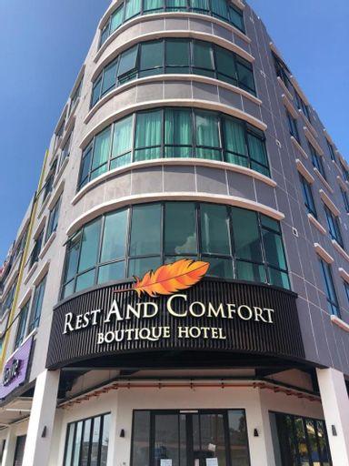 Rest and Comfort Boutique Hotel (RAC), Kuala Terengganu