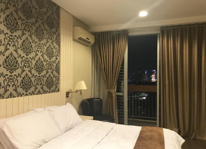 Apartment Kemang Mansion with balcony, Jakarta Selatan