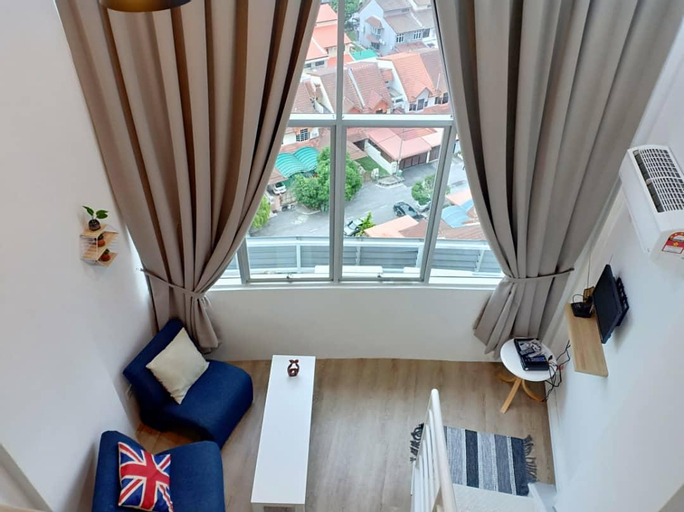 Duplex*PrivateBath*Airport 6.5km*Great for Couples, Pulau Penang