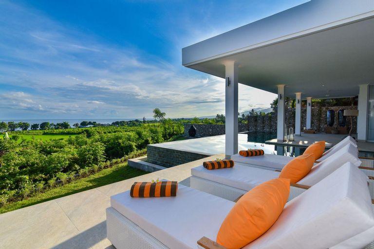 The View Villa - LUXURY 180 PANORAMIC VIEW VILLA, Buleleng