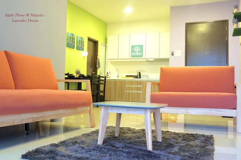 Apple Home @ Majestic Ipoh-Lavender Dream, Kinta