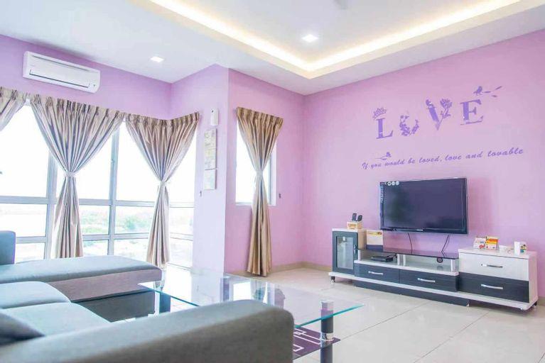 House of Boutique Lavender  (12pax) | WiFi, Sabak Bernam