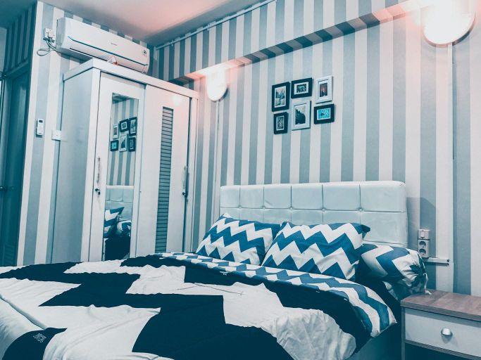Studio 1BR Seaview Wifi @GreenBay Pluit Apartment, Jakarta Utara