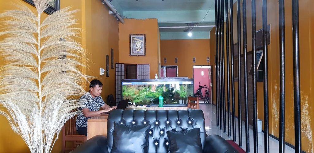Simple Room (MEN ONLY) @ Kost Ramah Tamah, Pekanbaru
