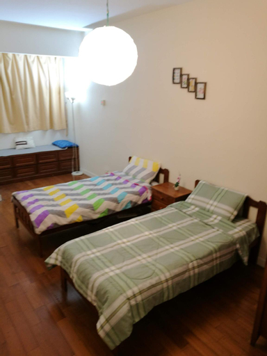 Comfy Twin or KingBed Room @ SemiD House KL 1Utama, Kuala Lumpur