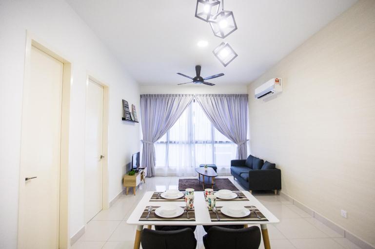 Econest Apartment Eco Botanic Educity Nusajaya , Johor Bahru