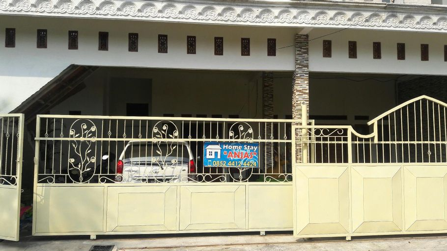 Homestay Anjas backpacker kamar ekonomis, Malang