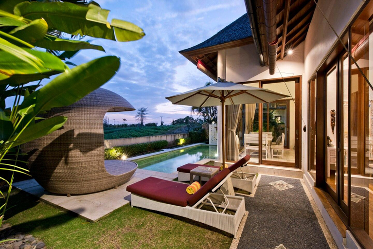 Relax in Romantic Villa ❤️ Rice Field Views ❤️, Tabanan