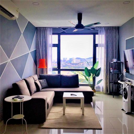 KL City View - new urban leisure Semi D suites, Kuala Lumpur