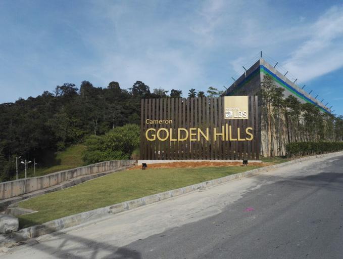 My Home @ Golden Hills Apartment, Cameron Highlands