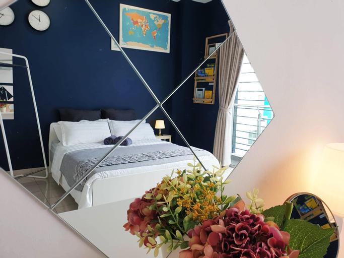 [Kairos Plus] Aero17 Elegance Home [2 Pax], Kota Kinabalu