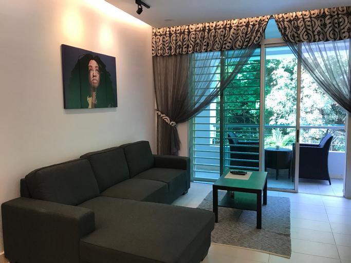 City Oasis Apartment, Kota Kinabalu