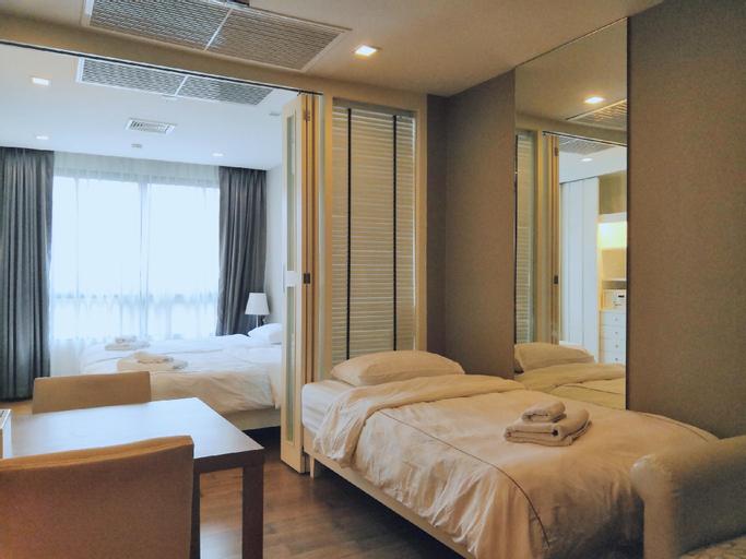 No. 4 Tripple beds in one room @S107 free parking, Muang Samut Prakan