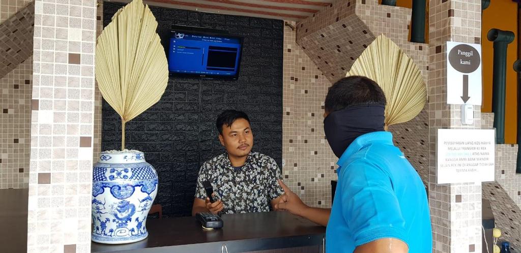 penginapan Pria Ramah Tamah, Pekanbaru