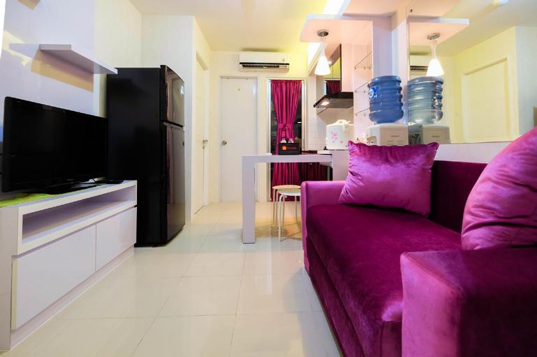 Homey 2BR Bassura City Apartment By Travelio, East Jakarta