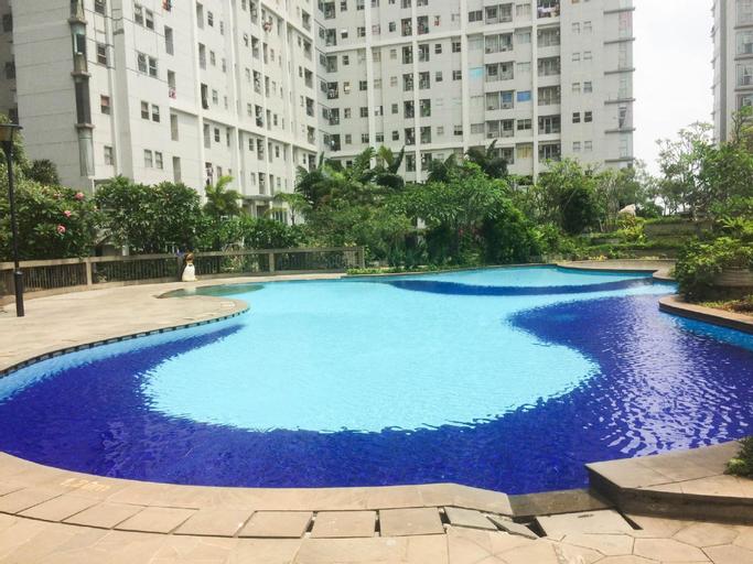 Cozy Living 1BR + 1 Apt @ Seasons City By Travelio, West Jakarta