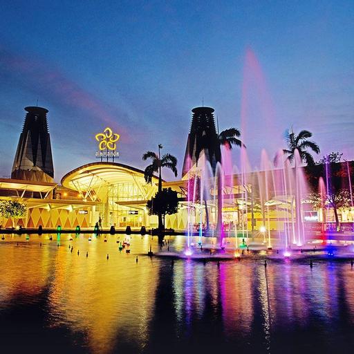 Shaftsbury Putrajaya at Alamanda Mall, Kuala Lumpur