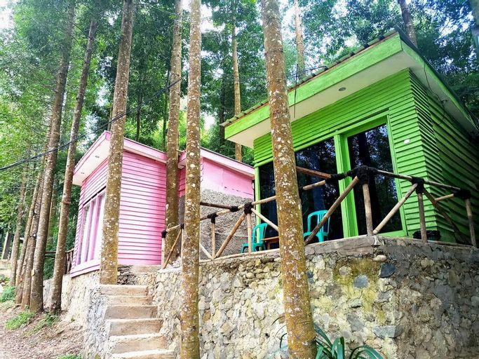 Tenda(Shared bathroom)Wonderful Citamiang by Anrha, Bogor