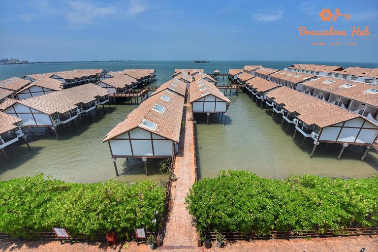 Modern Designed Water Chalet @ Port Dickson, Port Dickson