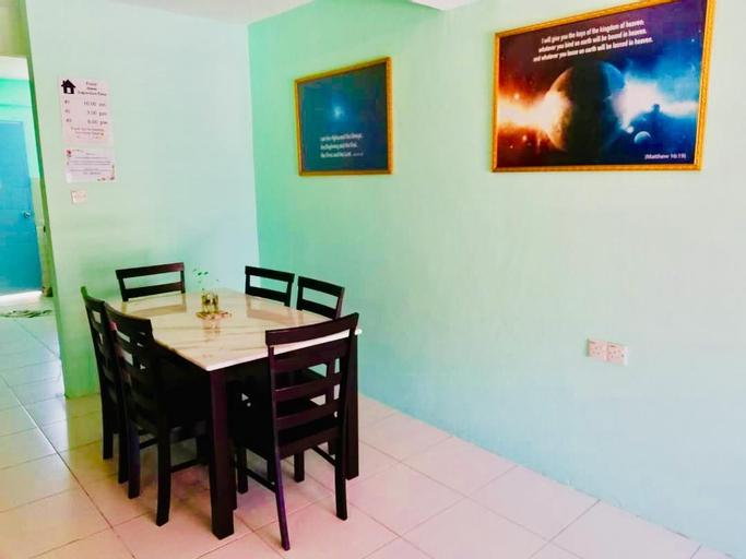 Room 29E @ Rainbow Covenant, Kota Kinabalu