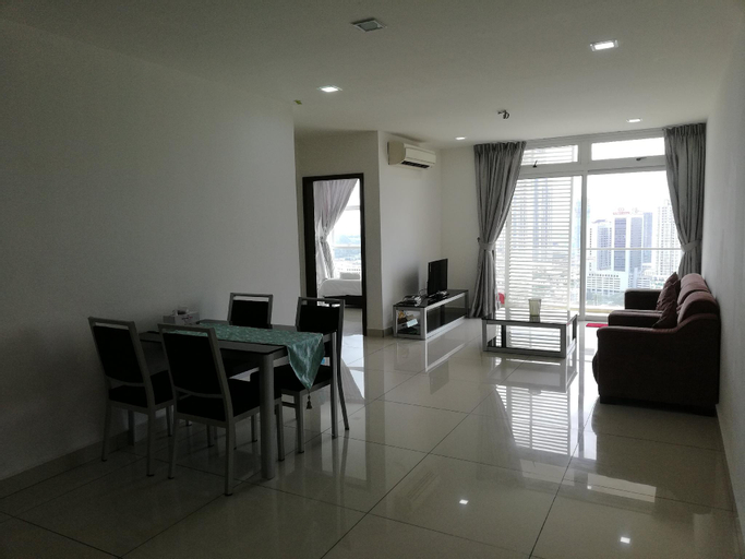 #35# City HotelStyle 2 rooms@5min to S'pore, Johor Bahru
