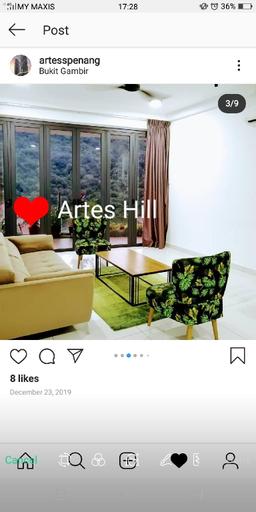 ARTE S HILL MUSLIM Friendly, Pulau Penang