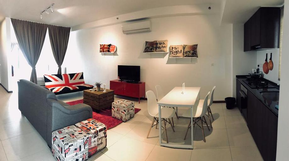 Romantic Modern Studio @lv18 , Pulau Penang
