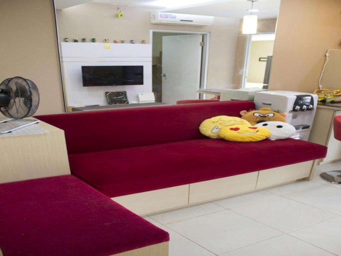 2 BR Greenbay Pluit Apartment, North Jakarta