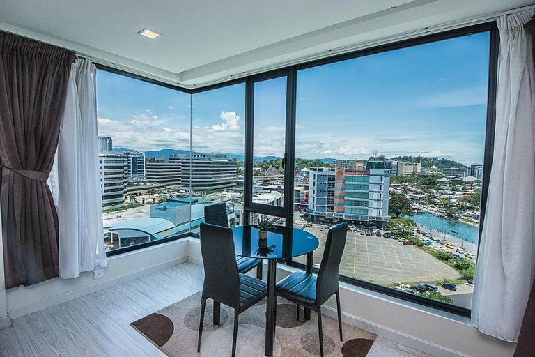 sabah homestay@kk sky suite1010, Kota Kinabalu