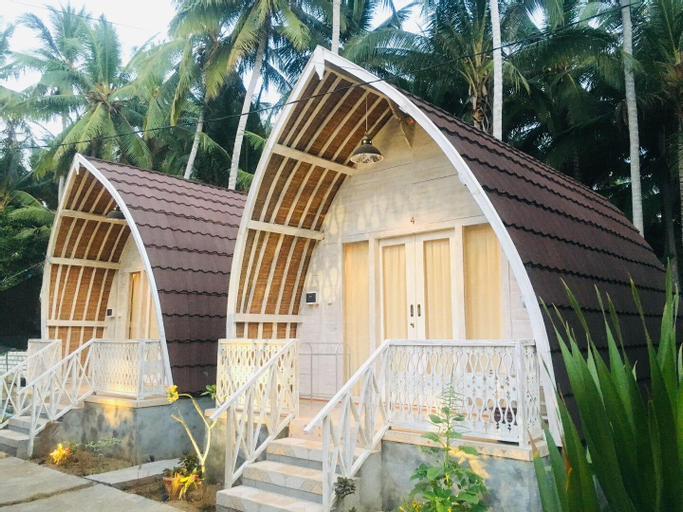 Two Single-Bed Private Bathroom Close To The Beach, Klungkung