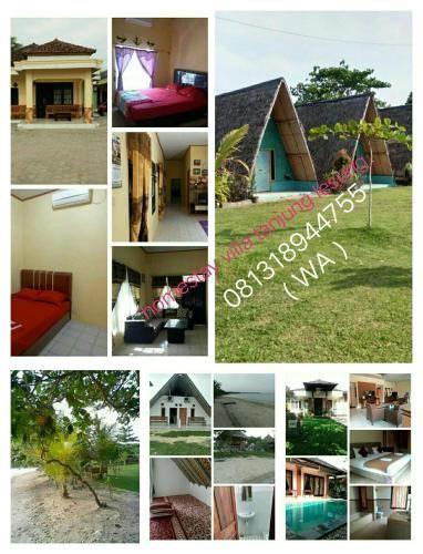 Villa murah tanjung lesung, Pandeglang