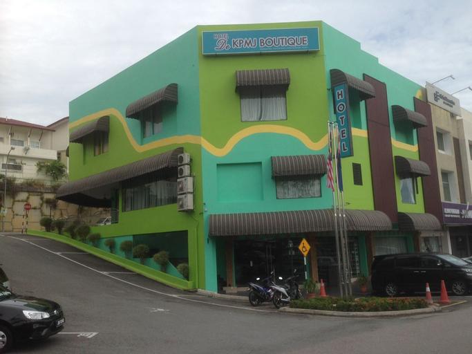 De KPMJ Boutique Hotel, Johor Bahru