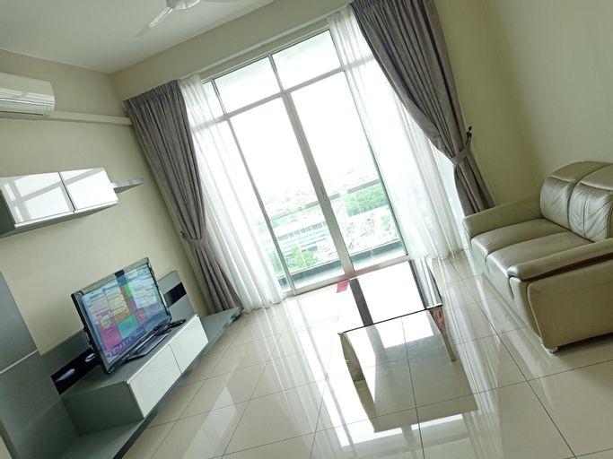 Cozy Home with 3 rooms 5 pax @Bm Bandar Perda, Seberang Perai Tengah