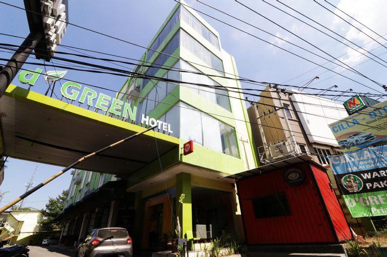 D Green Hotel Hertasning, Makassar