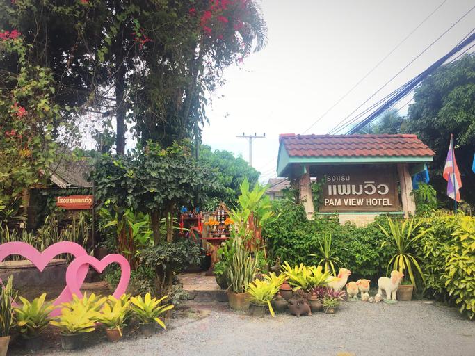 pamview hotel, Mae Chaem