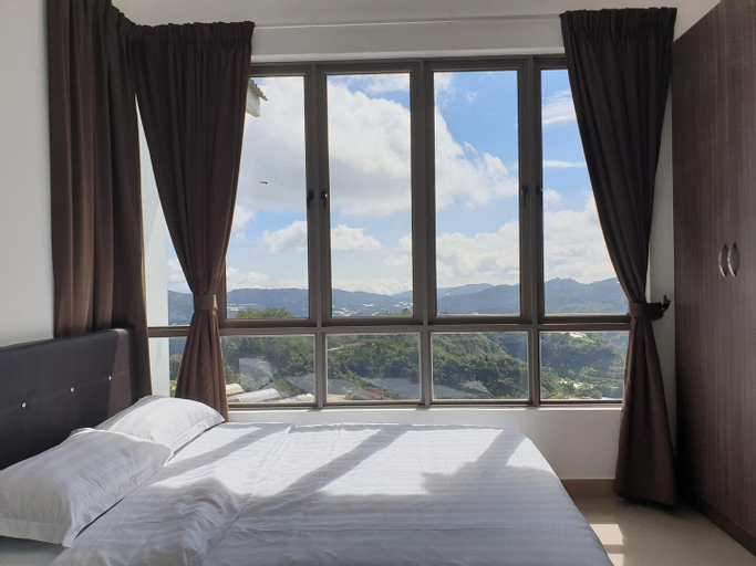 Sunny Homestay @ Palas Horizon Apartment (Level 8), Cameron Highlands