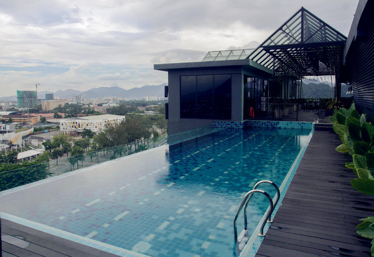 M Roof Hotel and Residences, Kinta