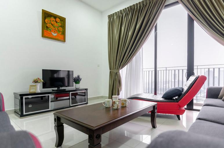 High Floor 3BR Clio Suites near IOI + Parking, Kuala Lumpur