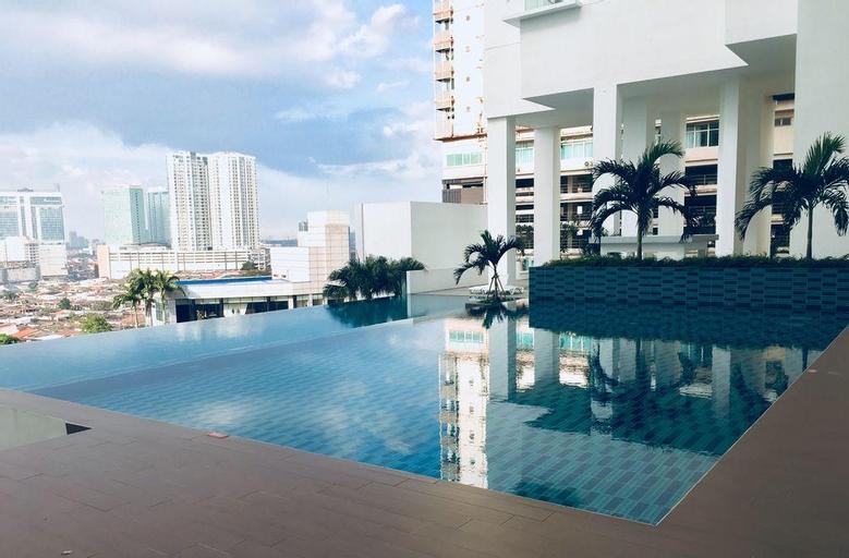 High floor 3BR Pinnacle Tower JB 20-08 + Parking, Johor Bahru