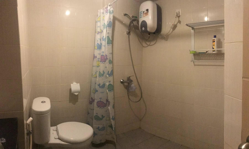 Amethyst Tower Apartment Studio Furnished, Central Jakarta