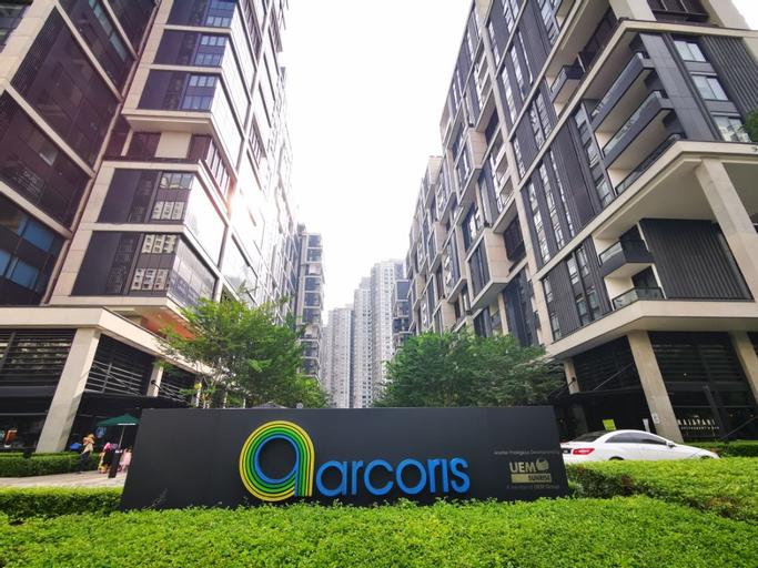 Arcoris SOHO Mont Kiara, Kuala Lumpur