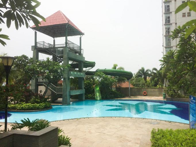 Modern 2BR Apartment @Seasons City By Travelio, West Jakarta