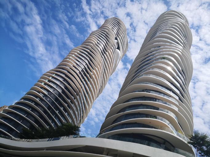 Arte S Nice View. 7-9pax. SPICE. USM, Pulau Penang