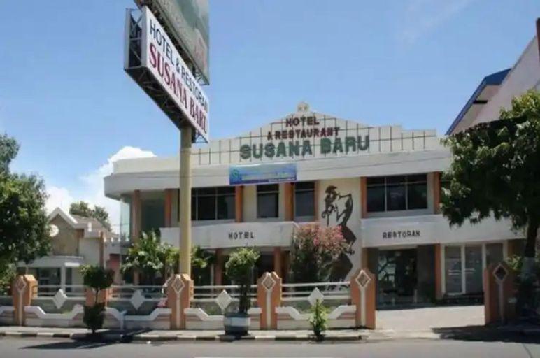 Susana Baru Hotel (Pet-friendly), Tegal