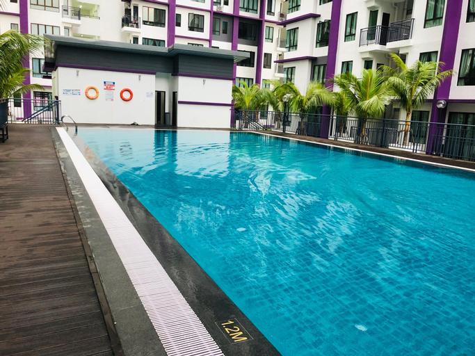 Homie @ The Heights Residence/ 6-7 Pax, Kota Melaka