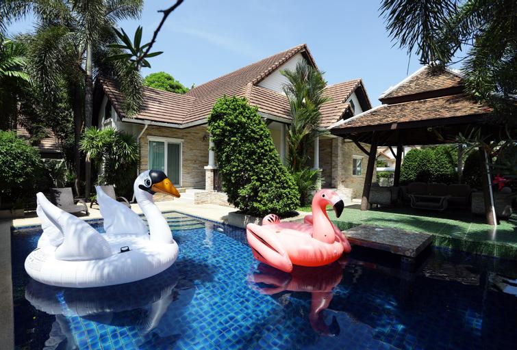Pool villa Pattaya Green Residence, Pattaya